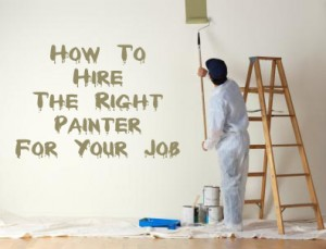 How to choose an Asheville Painting Contractor
